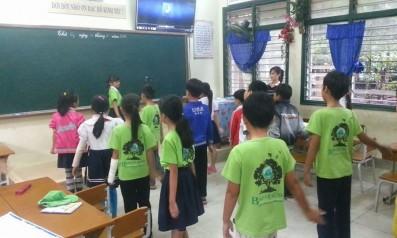 Vườn quốc gia Bạch Mã phối hợp với các trường trên địa bàn tổ chức sinh hoạt các Câu lạc bộ kiểm lâm tí hon